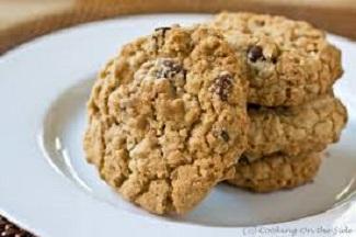 Biscuits à la Compote de Pommes